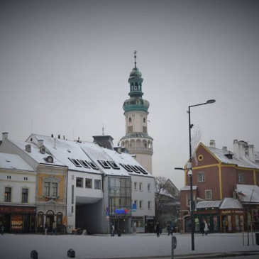 Az ünnepek után Sopronba is megérkezett az a fránya hó