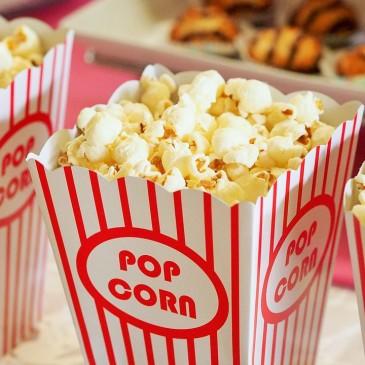 Popcornillatú hangolódás a hétvégére